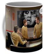 Nightmare At 20,000 Light-years Coffee Mug