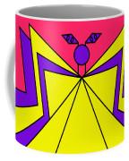 Nightmare City Coffee Mug