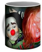 Nightmare Neighbors Coffee Mug