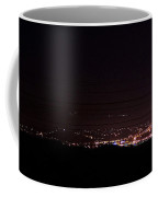 Nights In The Valley Coffee Mug