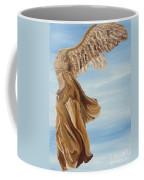 Nike Goddess Of Victory Coffee Mug
