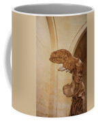 Nike Of Samothrace Coffee Mug