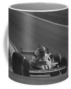 Niki Lauda. 1977 French Grand Prix Coffee Mug