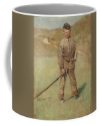 Nils Kreuger, 1858-1930, Young Boy, Scene From Holland. Executed In July-august 1883 Coffee Mug