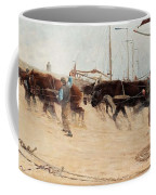 Nils Kreuger,   From The Dutch Coast. Coffee Mug
