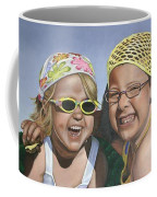 Nina And Francis Coffee Mug
