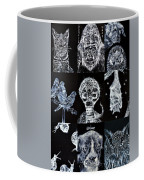 Nine Animals - Version 3 Coffee Mug