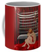Nine Of Swords Coffee Mug