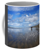 Ninety Mile Beach New Zealand Coffee Mug