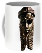 Nineveh: Bronze Head Coffee Mug