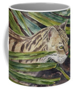 Nirvana - Ocelot Coffee Mug