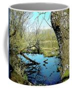 Nisqually Pond Coffee Mug
