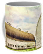 Nisqually Twin Barns Coffee Mug