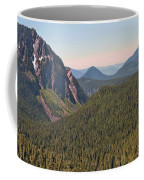 Nisqually Valley In Color Coffee Mug