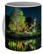 Nite At White River Light Coffee Mug