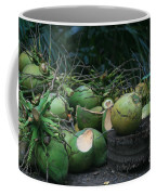 Niu Hawaiian Coconuts Hooululahui Kahekilinui Wailuku Coffee Mug