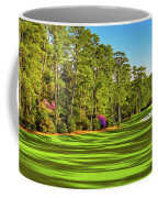 No. 10 Camellia 495 Yards Par 4 Coffee Mug