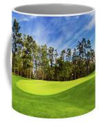No. 14 Chinese Fir 440 Yards Par 4 Coffee Mug