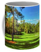 No. 15   Fire Thorn 530 Yards Par 5 Coffee Mug