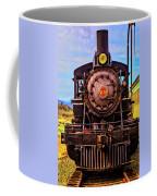 No 29 Virgina Truckee Train Coffee Mug