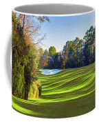 No. 5 Magnolia 455 Yards  Par 4 Coffee Mug