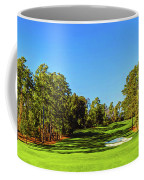 No. 8 Yellow - Jasmine 570 Yards Par 5 Coffee Mug