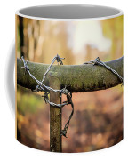 No Entry Coffee Mug by Nick Bywater
