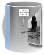 No Fly Zone Coffee Mug