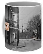 No Left Turn - Selective Color Coffee Mug