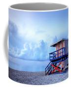 No Lifeguard On Duty Coffee Mug