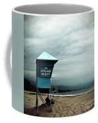 Santa Barbara Life Guard Coffee Mug