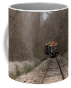 No Looking Back Coffee Mug