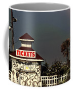 No More Tickets Coffee Mug