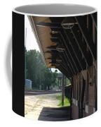 No Sign Of The Train Coffee Mug