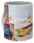 No Swimming - Rishikesh India Coffee Mug