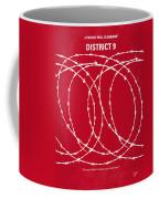 No023 My District9 Minimal Movie Poster Coffee Mug