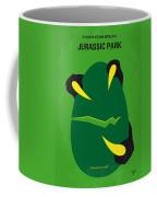 No047 My Jurassic Park Minimal Movie Poster Coffee Mug