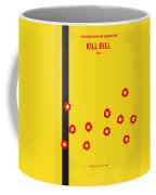 No048 My Kill Bill -part 1 Minimal Movie Poster Coffee Mug
