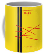 No049 My Kill Bill-part2 Minimal Movie Poster Coffee Mug