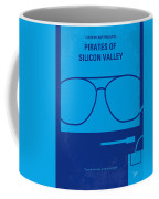 No064 My Pirates Of Silicon Valley Minimal Movie Poster Coffee Mug by Chungkong Art