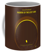 No068 My Raiders Of The Lost Ark Minimal Movie Poster Coffee Mug