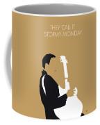 No070 My Tbone Walker Minimal Music Poster Coffee Mug