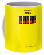 No075 My Senna Minimal Movie Poster Coffee Mug