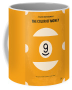 No089 My The Color Of Money Minimal Movie Poster Coffee Mug