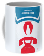 No104 My Ghostbusters Minimal Movie Poster Coffee Mug