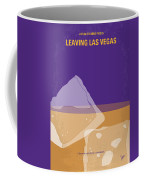 No180 My Leaving Las Vegas Minimal Movie Poster Coffee Mug
