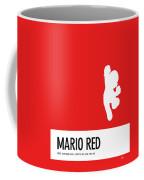 No33 My Minimal Color Code Poster Mario Coffee Mug