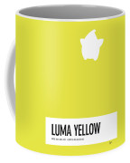 No40 My Minimal Color Code Poster Luma Coffee Mug