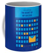 No464 My The Secret Succes Minimal Movie Poster Coffee Mug