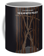 No476 My The Blair Witch Project Minimal Movie Poster Coffee Mug